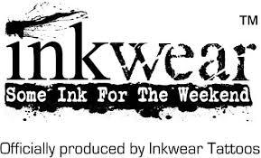 Inkwear <b>Halloween Sugar Skull</b> Temporary Tattoo *Premium Quality ...
