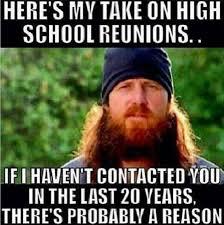 High School Reunions Funny & Interesting Student, Teacher, Parent ... via Relatably.com