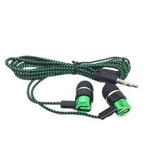 Generic <b>Braided Wiring Plating</b> Headset Line K Song Mobile Phone ...