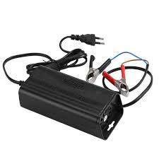 <b>New Arrival</b> 12V 5A Smart Car Motorcycle <b>Battery Charger</b> Lead ...