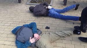Видео задержания наркодилера в Ялте |