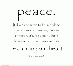 Image result for peace quotes