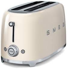 <b>Тостер Smeg TSF 02</b> CREU кремовый отзывы, купить недорого ...