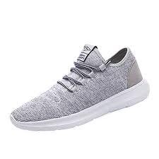 Amazon.com | KEEZMZ Men's <b>Running Shoes Fashion</b> Breathable ...