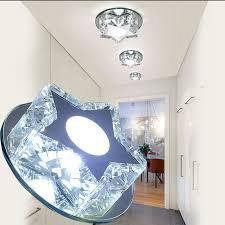 <b>LAIMAIK</b> Crystal <b>LED Ceiling Light</b> 3W 5W star <b>LED</b> Aisle Light 90 ...