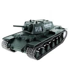 «<b>Радиоуправляемый танк</b> КВ-1 (<b>Heng Long</b> 3878-1)» — Детские ...