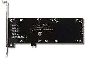 Плата <b>Supermicro</b> Remote Battery Mounting <b>Bracket BKT</b>-<b>BBU</b> ...