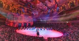 Ballet at the Royal Albert Hall