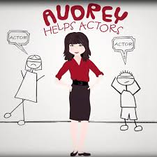 Audrey Helps Actors Podcast