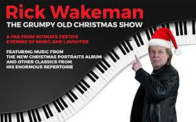 <b>Rick Wakeman: The</b> Grumpy Old Christmas Show · Lighthouse