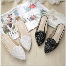 RUSHIMAN <b>Flat</b> Ballerina Shoes <b>Women</b> 2019 <b>Autumn New Ladies</b> ...