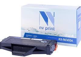 Купить <b>NV Print KX</b>-<b>FAT410A</b> black в Москве: цена <b>картриджа</b> для ...