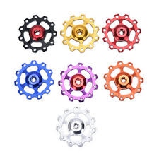 <b>1pc Bicycle Rear Derailleur</b> Pulley Jockey Wheel Road Bike Guide ...