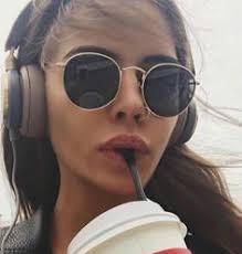 <b>ZXWLYXGX</b> Fashion <b>Oval</b> Sunglasses <b>Women</b> Brand Designe ...