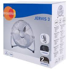 <b>Вентилятор напольный</b> Equation Jervis 3, D30 см 55 Вт в Санкт ...