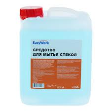 <b>Средство</b> для <b>мытья</b> стёкол <b>Easywork</b> 5 л в Москве – купить по ...