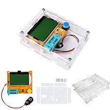 <b>LCR</b>-<b>T4 Mega328</b> Digital <b>Transistor</b> Tester Resistance Capacitance ...