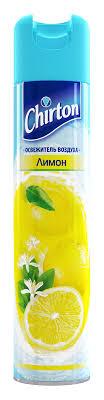 """<b>Освежитель воздуха Chirton</b> """"<b>Лимон</b>"""", 300 мл"""