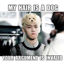 Kpop memes macros account★ - Instagram Profile - INK361 | My life ... via Relatably.com