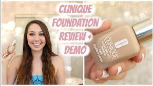 <b>Clinique Superbalanced Makeup</b> Foundation Review + Demo! - My ...