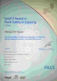 food safety interfaith vegan alliance food safety certificate