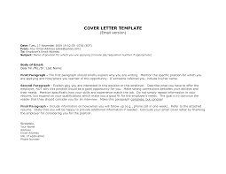 Sample Opening Paragraphs For Cover Letters   Cover Letter Templates
