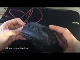 """Cheap """"Gaming"""" Mouse Tear Down - YouTube"""