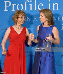 john f kennedy profile in courage award ceremony photos and caroline kennedy presents former congressw gabrielle gabby giffords l the 2013