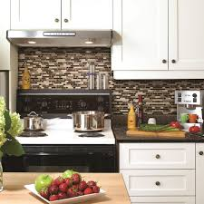 stick wall tiles quotxquot: self stick wall tiles glass perfect design image of kitchen