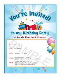 invitation invitation template for children best of invitation template for children medium size