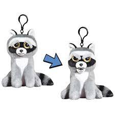 Купить мягкую игрушку Goliath Енот серый <b>Feisty</b> Pets FP021M 11 ...