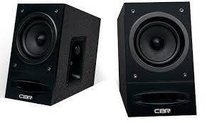 Акустическая система 2.0 <b>CBR CMS 590</b> CMS <b>590</b> Black купить в ...