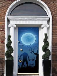 <b>Halloween Theme Gothic</b> 3D <b>Print</b> Home Decor Door Sticker #Ad ...