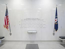 CIA Memorial <b>Wall</b> - Wikipedia