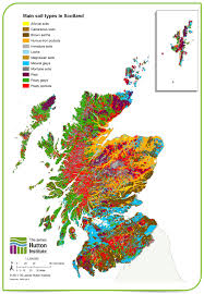 soils scotland s environment web