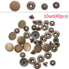 Snap <b>Button Sewing Buttons</b> for sale | eBay