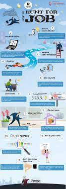 17 best images about job search work from home jobs 12 tips on how to hunt for jobs infographic