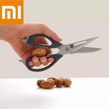 <b>Xiaomi</b> HuoHou Многофункциональные <b>кухонные ножницы</b> ...