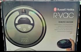 Qdp-Russell Hobbs R-Vac Robotic <b>Vacuum Cleaner</b> Auction (<b>0099</b> ...