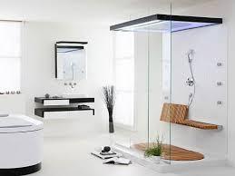 Contoh model kamar mandi minimalis putih