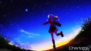 Resultado de imagem para anime charlotte