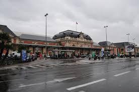 Nice-Ville station