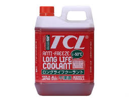 <b>Антифриз TCL Long Life</b> Coolant -50C RED, 2л в Красноярске ...