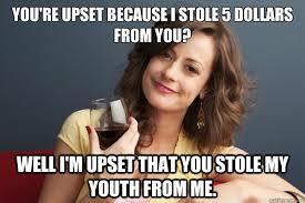 Forever Resentful Mother memes | quickmeme via Relatably.com