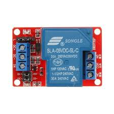 Shop Generic <b>BESTEP</b> 1 Channel <b>5V</b> Relay Module <b>30A</b> With ...