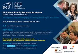 news and events business and law ucc dcu centre for family business