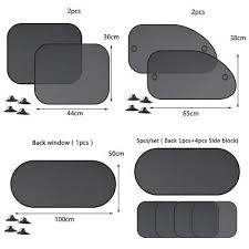 Baby <b>Car</b> Seats & Accessories <b>2x Car</b> Auto Sun Shade Cover Rear ...