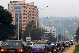 Smart city initiatives in <b>Africa</b>