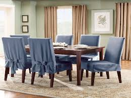 deluxe dining room chair seat covers