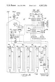 patent us4567350 compact high flow rate electric instantaneous patent drawing